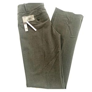 Gray Limited Pants